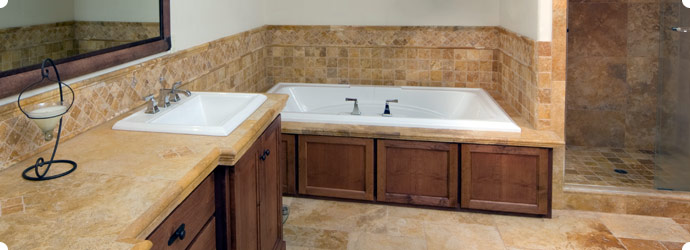 Bathroom Tiling In CT Natural Stone Bathroom Remodeling Rosania - Bathroom remodel west hartford ct