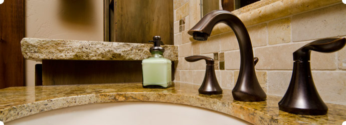 Bathroom Vanities In Ct   Granite And Natural Stone   Rosania Stone Designs